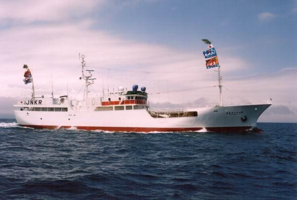 鋼製鮪延縄漁船