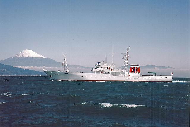 鋼製漁業取締船